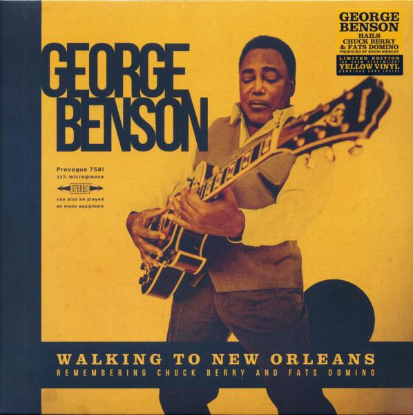 Walking To New Orleans (LP, 180g Yellow Vinyl, Ltd.)