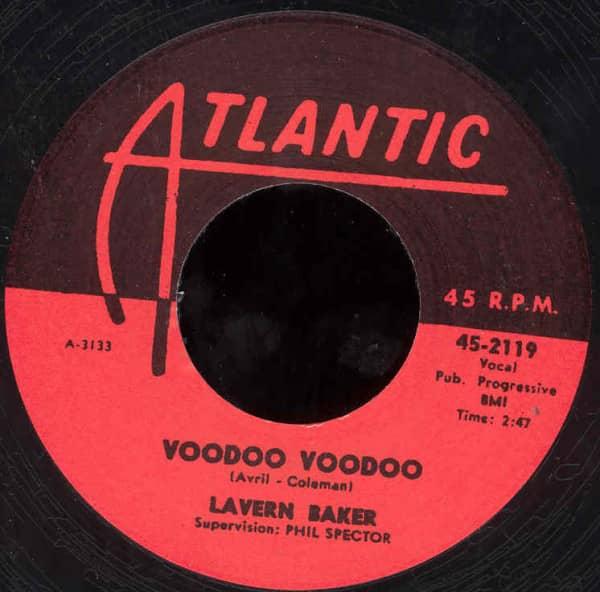 Voodoo, Voodoo - Hey Memphis 7inch, 45rpm