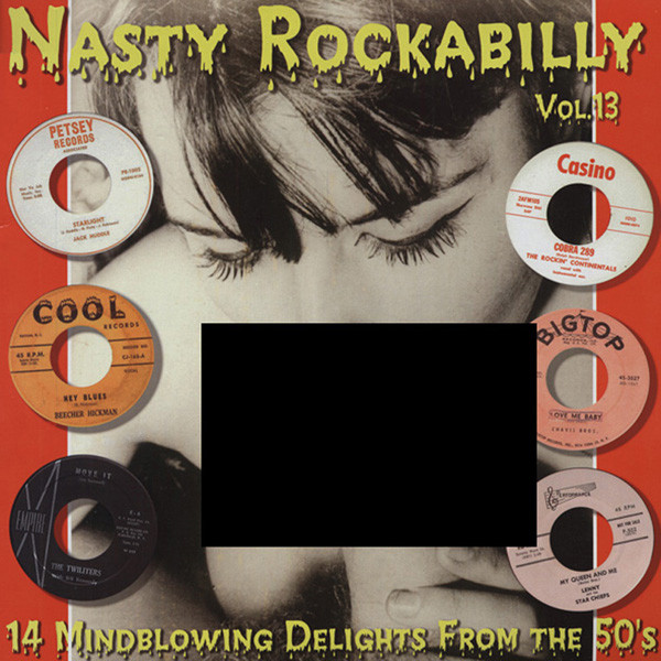 Nasty Rockabilly Vol.13 - Vinyl LP