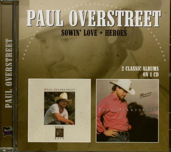Sowin' Love - Heroes (CD)
