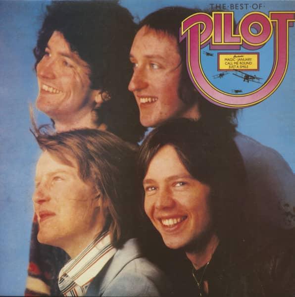 The Best Of Pilot (LP)