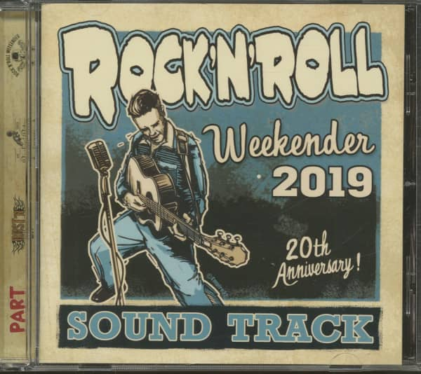 Rock And Roll Weekender 2019 - 20th Anniversary (CD)