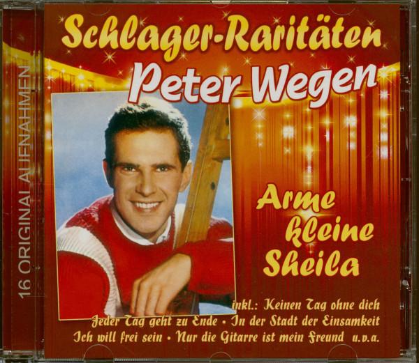 Arme kleine Sheila - Schlager Raritäten (CD)
