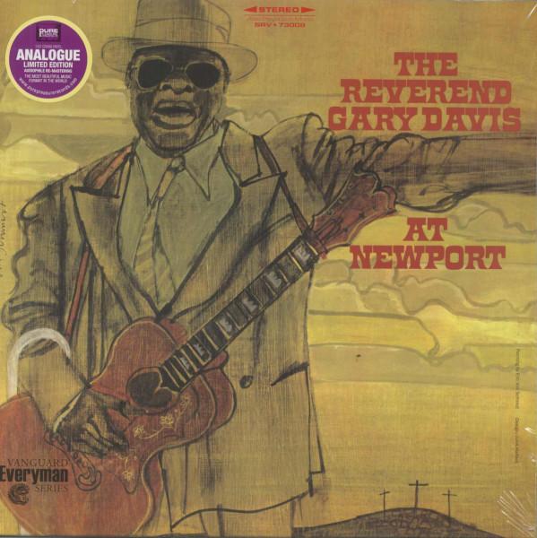 At Newport (LP, 180 Gram Vinyl)