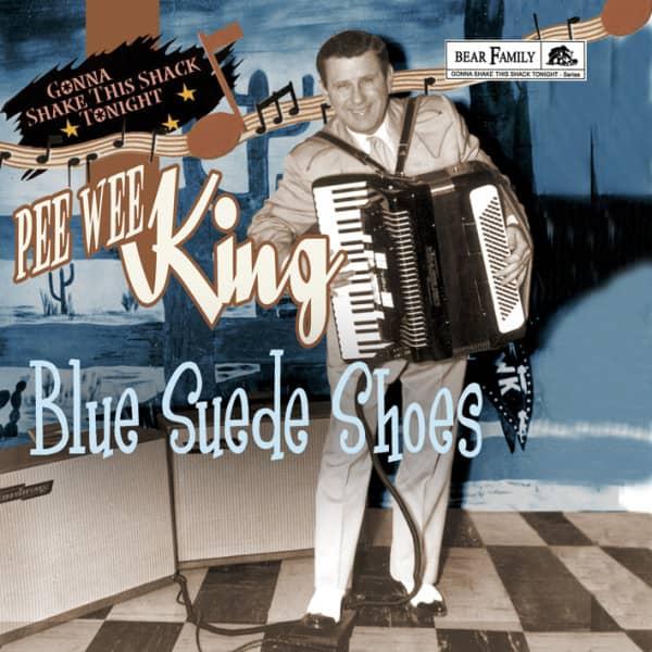 Blue Suede Shoes - Gonna Shake ThisShackTonight