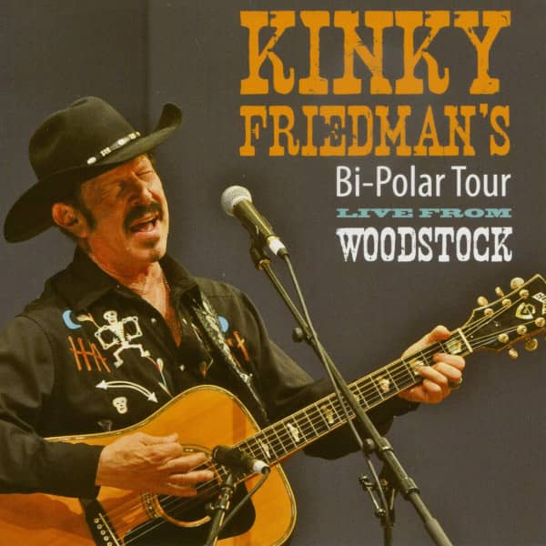 Bi-Polar Tour - Live From Woodstock (CD)