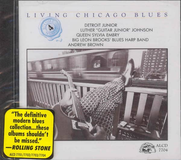 Living Chicago Blues Vol.4
