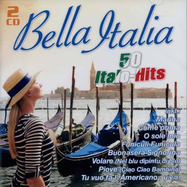 Bella Italia (2-CD)