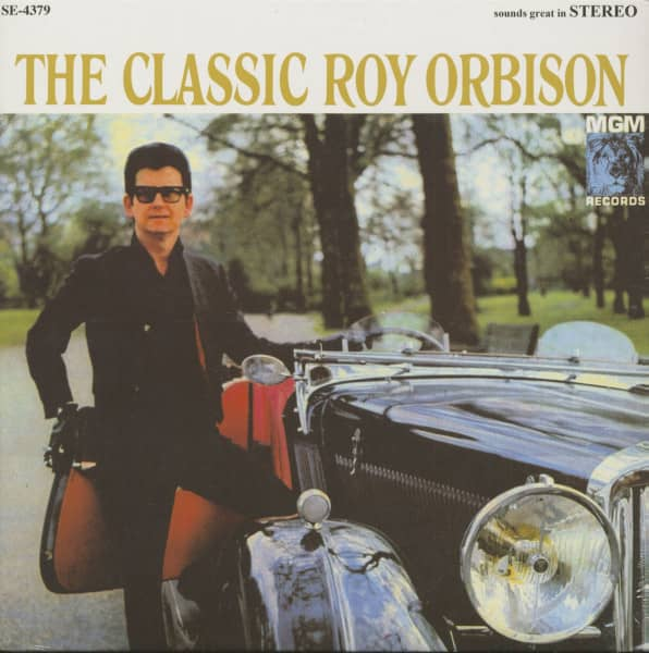 The Classic Roy Orbison (LP, 180g Vinyl)
