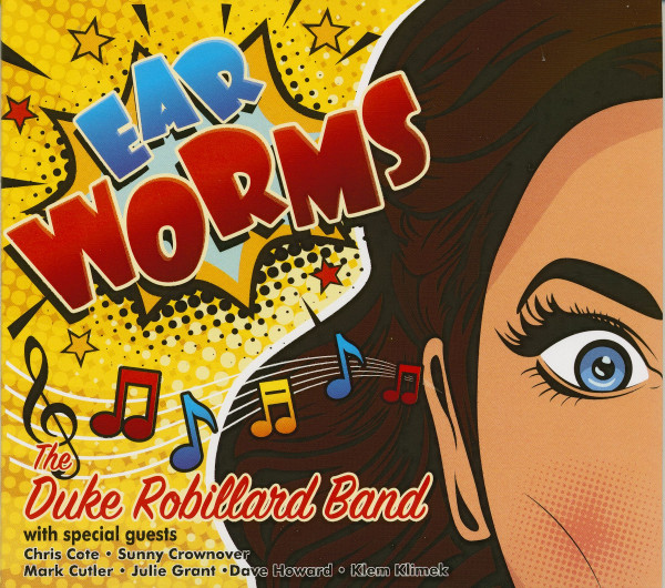 Ear Worms (CD)