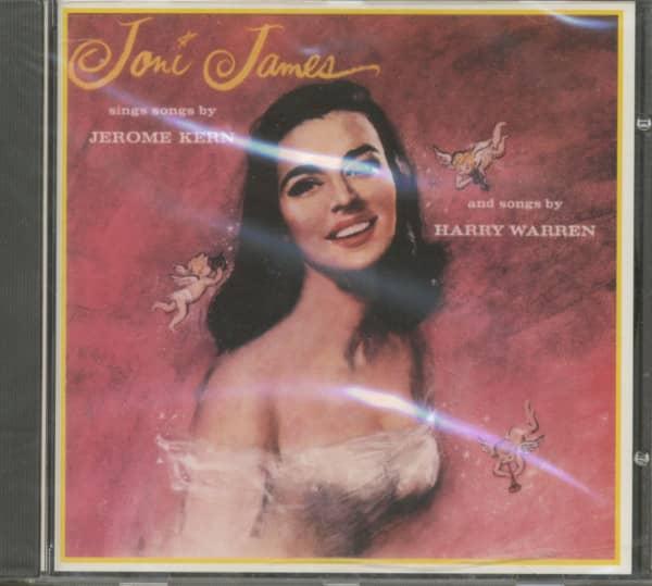 Sings Songs By Jerome Kern & Harry Warren (CD)