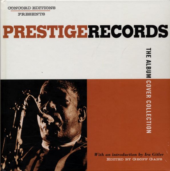 Prestige Records - Prestige Records - Album Cover Collection (Book&CD)