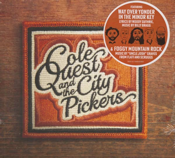 Cole Quest And The City Pickers (CD)