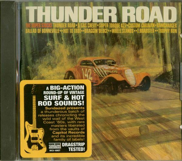 Thunder Road (CD)