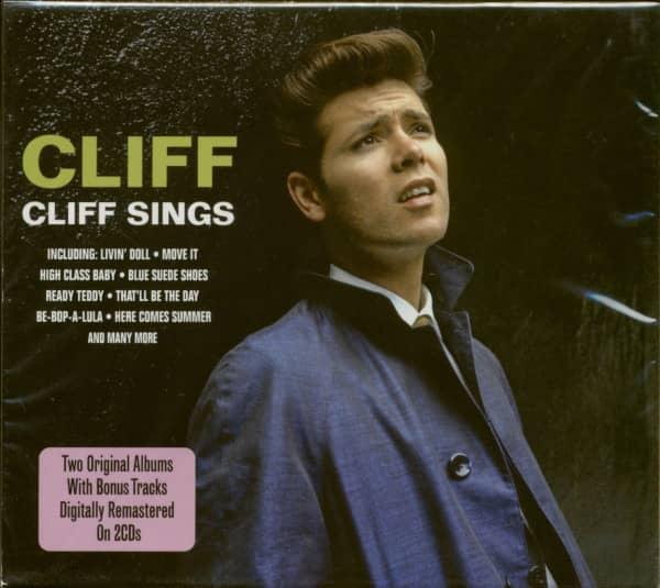 Cliff Sings (2-CD)