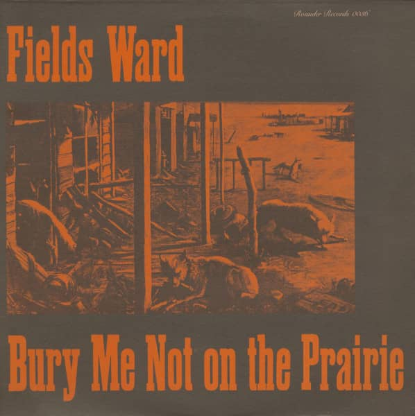 Bury Me Not On The Prairie (LP)