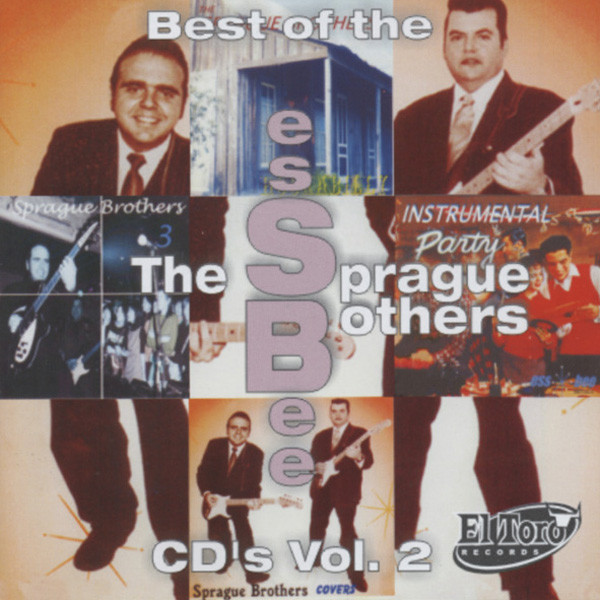 Vol.2, Best Of The EssBee CD's