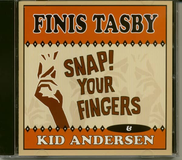 Snap! Your Fingers (CD)