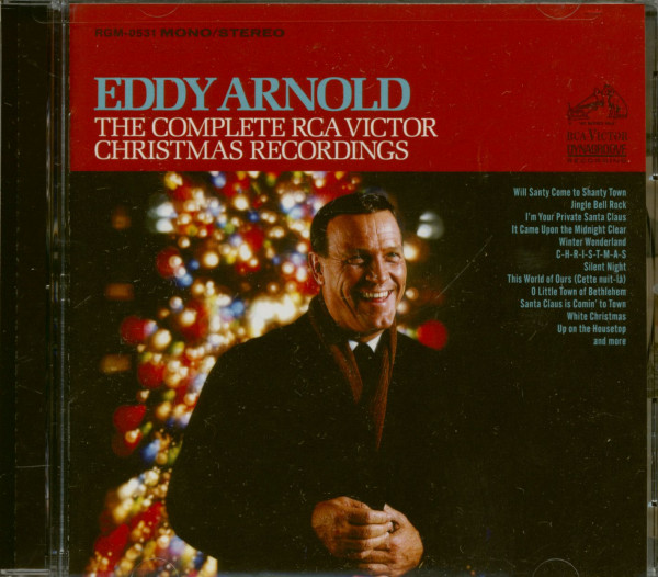 The Complete RCA Viktor Christmas Recordings (CD)
