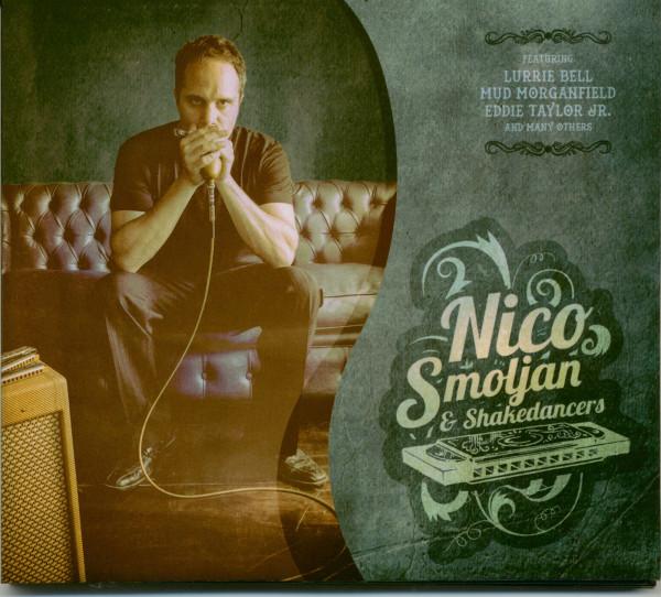 Nico Smoljan & Shakedancers