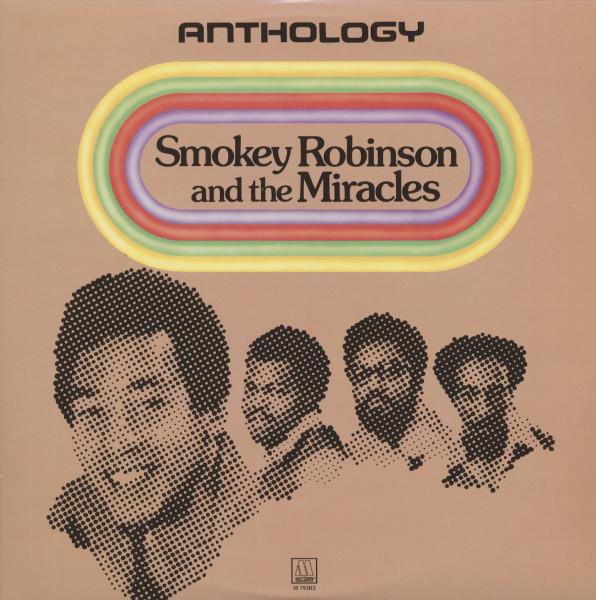 Anthology (3-LP)
