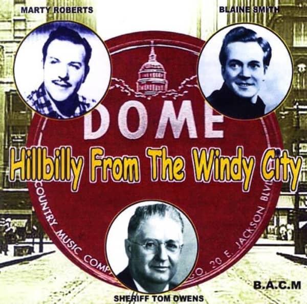 Dome Label - Hillbilly From The Windy City