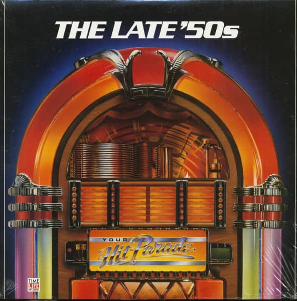 Your Hit Parade - The Late '50s (2-LP)