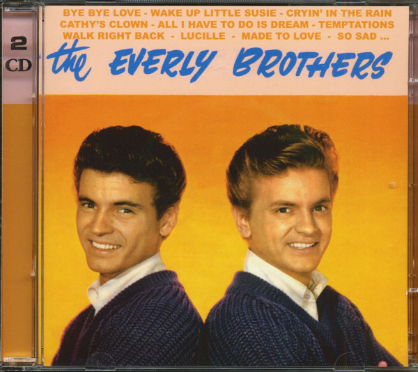 The Everly Brothers (2-CD)
