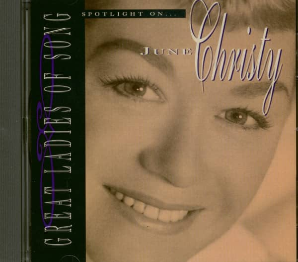 Spotlight On June Christy - Great Ladies Of Song (CD)