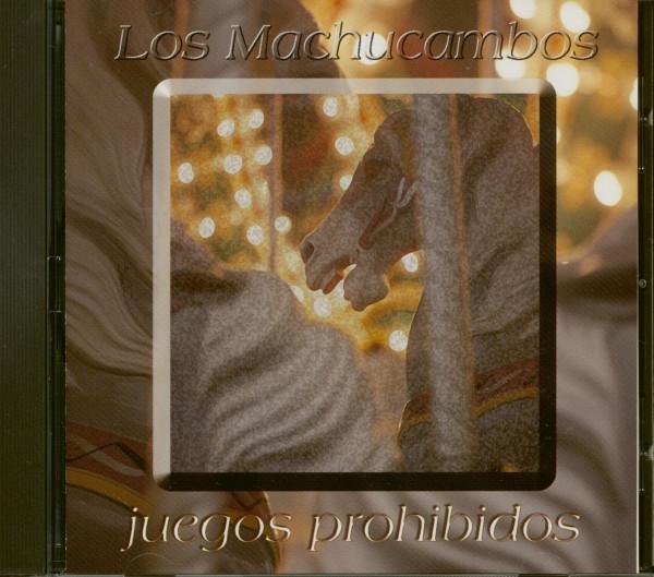 Juegos Prohibidos (CD)