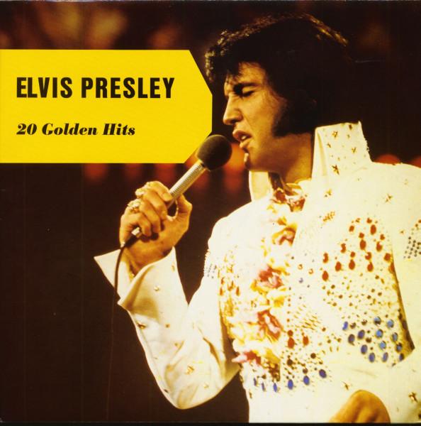 20 Golden Hits (LP)