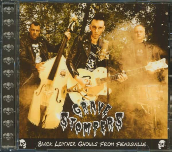 Black Leather Ghouls From Fiendsville (CD)