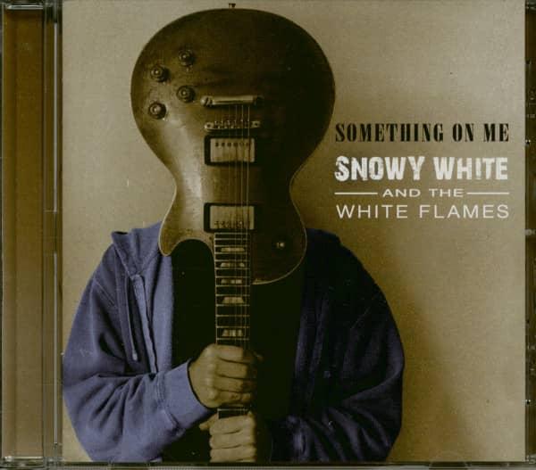 Something On Me (CD)