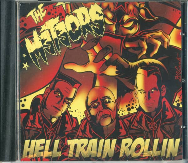 Hell Train Rollin' (CD Album)