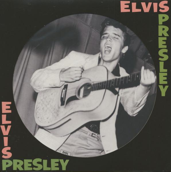 Elvis Presley (Picture-LP, 180g Vinyl)