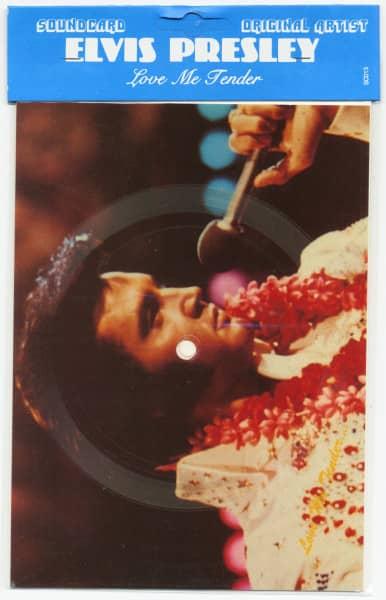 Soundcard - Love Me Tender (Picture Disc, Flexi-Disc)