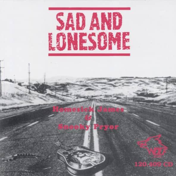 Sad And Lonesome (CD)