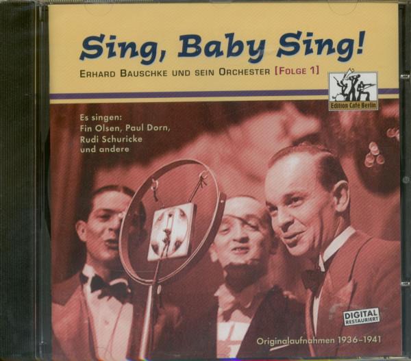 Sing, Baby Sing! (CD)