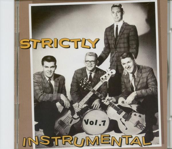 Vol.7, Strictly Instrumental