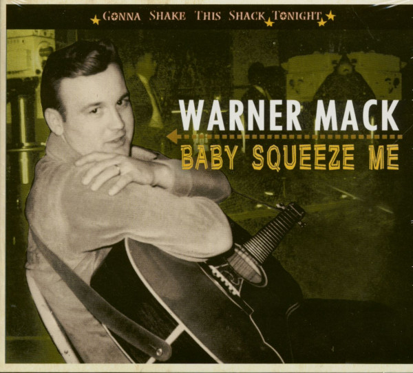 Baby Squeeze Me - Gonna Shake This Shack Tonight (CD)