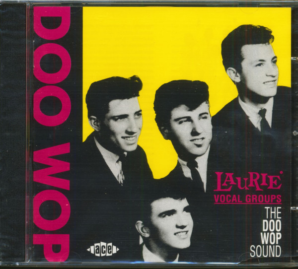 Laurie Vocal Groups Vol.1 - The Doo Wop Sound (CD)