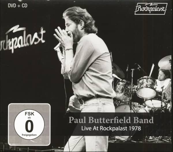 Live At Rockpalast 1978 (CD & DVD)