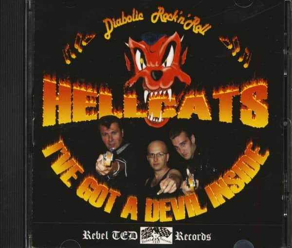 I've Got A Devil Inside (CD)