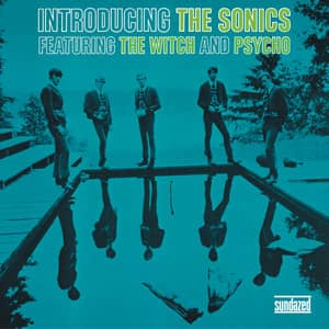 Introducing The Sonics - Expanded Edition (LP, Colored Vinyl)