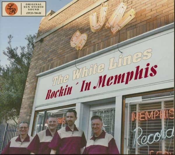 Rockin' In Memphis (CD)
