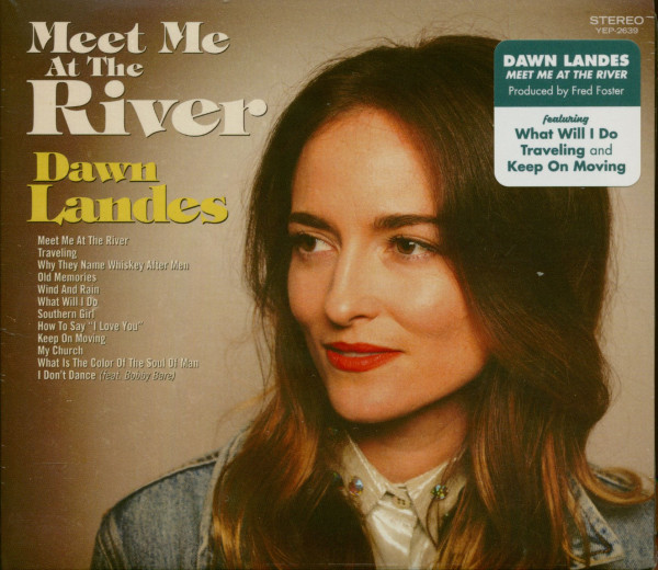 Meet Me At The River (CD)