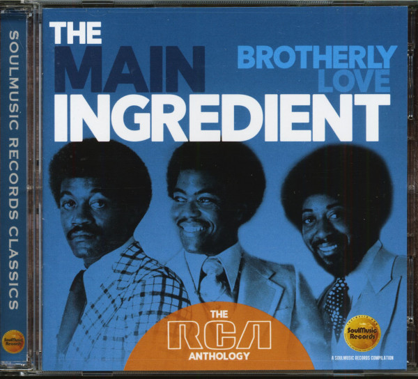 Brotherly Love - The RCA Anthology (2-CD)