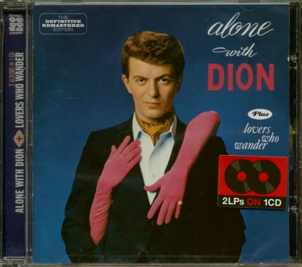 Alone With Dion Plus Lovers Who Wander (CD)