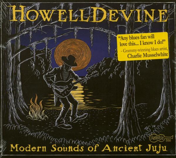 Modern Sounds Of Ancient Juju (CD)
