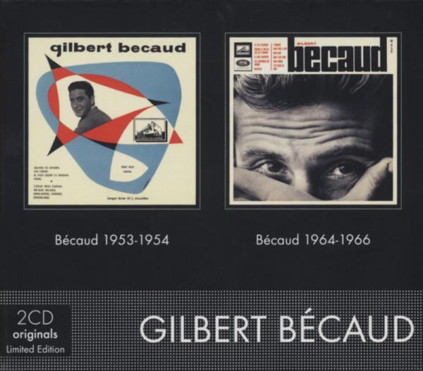 Becaud 1953-54 - Becaud 1964-66 (2-CD)